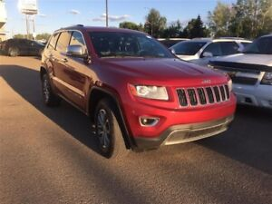 2014 Jeep Grand Cherokee Limited  *Nav* *Roof* *Heated Steering
