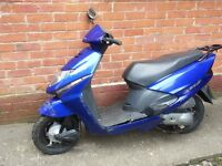 Honda Lead SCV100 Moped With MOT