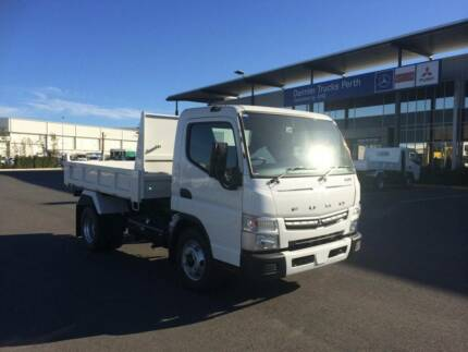 Fuso Canter 715 Wide Tipper (22600)