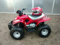 Mint condition Apache 100cc RLX Quad Bike