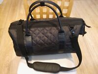 Go Explore Holdall Bag - Black (Hardly used and in good condition)