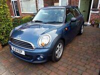 Mini First 1.6 petrol (2011)