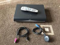 Sky Plus HD Box complete