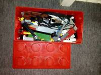 Lego with Lego box