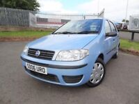 2006 Fiat Punto 1.2 Active - Excellent MOT until 5th August 2018 with No Advisory