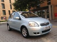 Toyota Yaris 1.3 T spirit 2004 Lady Owned Excellant Condition