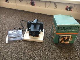 Polaroid Land Camera Instant 10 with original box