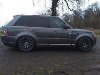 Mint Range Rover sport