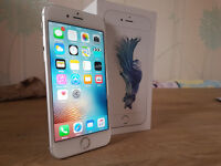 iPhone 6s With Apple warranty up to May 2017