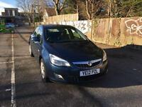 Vauxhall astra 1.6 automatic, 5 doors hatchback