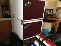 Aguilar DB 112's White hot, bass cabs
