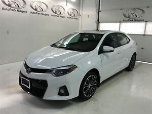 2014 Toyota Corolla S / SUNROOF / ALLOY RIMS / BLUETOOTH