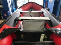 Quicksilver rib boat with trailer engine etc first to see will buy