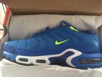Blue tns