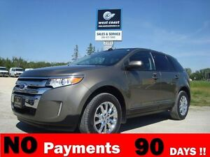2013 Ford Edge SEL AWD *LEATHER/NAV/PANORAMIC ROOF*