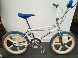 Piranha British Old School BMX - Early 1980's - Raleigh Burner era
