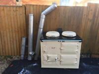 AGA oil cooker