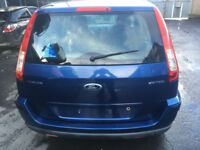 BREAKING - FORD FUSION - BOOTLID -TAILGATE - BLUE C6 - ALL PARTS AVAILABLE