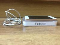 Gold iPod touch 6th generation, 16GB