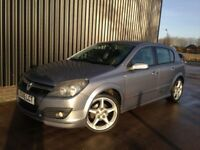 2006 Vauxhall Astra 1.8 i 16v SRi 5dr X Pac 1 Previous Owner From New, 2 Keys, 12 Months MOT May Px