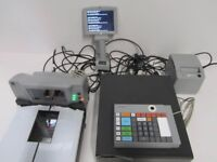 NCR Retail Point of Sale Till Scan Receipt and Monitor Cashier System