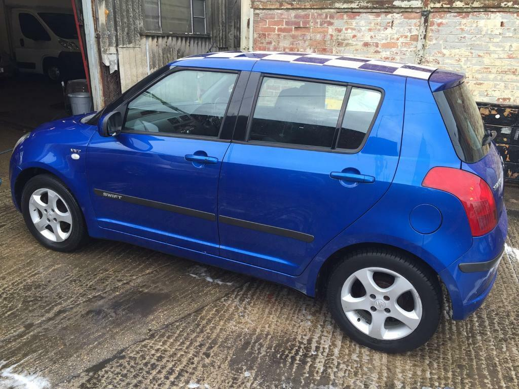 suzuki swift 2006 56 13 months mot in ferryhill county durham gumtree. Black Bedroom Furniture Sets. Home Design Ideas