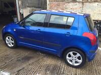 Suzuki swift 2006 ( 56 ) 13 months mot