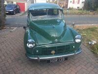 1953 Morris Minor MM series