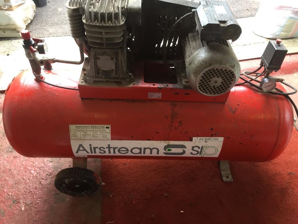 SIP Airstream Compressor | in Inverurie, Aberdeenshire | Gumtree