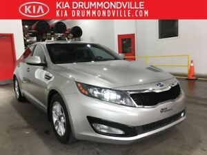 2013 Kia Optima LX -  CERTIFIÉ -  HITCH -BLUETOOTH!!