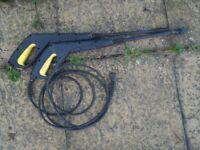 Karcher Pressure Washer Trigger Gun Hose and Lance
