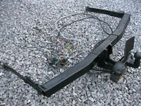 Ford C-Max Towbar with twin electrics complete. £55. (Sunderland) TEL:07432539522.