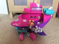 Shopkins Shoppies Plane with Doll