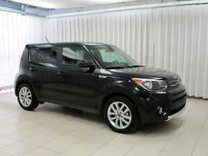 2017 Kia Soul BEAUTIFUL! ADAPTABLE! READY AND WAITING!! EX 5DR H