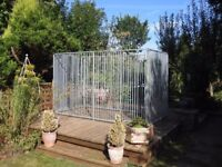 Heavy Duty & Strong Dog Pen/Cage with Door