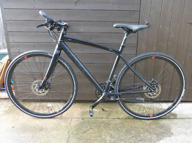 Felt Verza 10 hybrid bike. High quality components 1 yr old. Great for commute / trail / adventure.