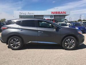 2016 Nissan Murano SV ALL WHEEL DRIVE