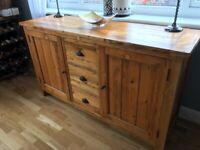 Furniture- Sideboard & Desk