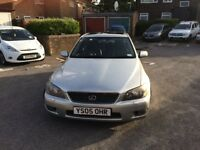 Lexus IS200 SE 2005 Auto (IMACULATE)