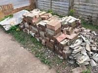 Bricks/hardcore FREE