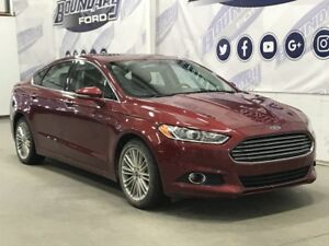 2016 Ford Fusion SE 202A 2.0L EcoBoost