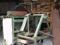 circular saw for tractor