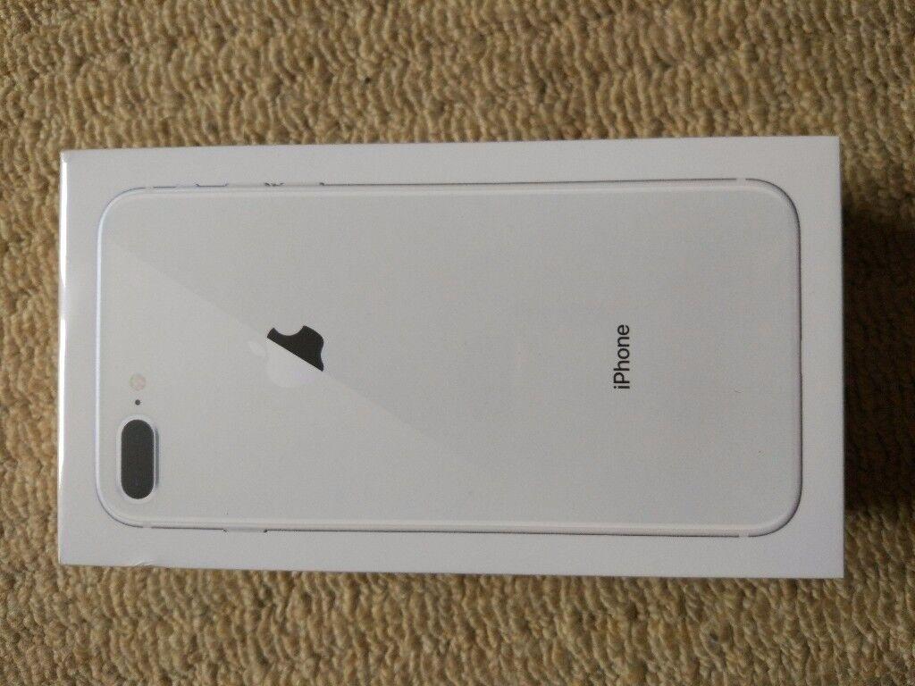 iPhone 8 Plus 256GB - Brand New, Unlocked