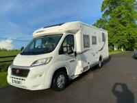 2015 Rapido 681 3 berth with island bed