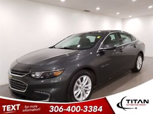 2018 Chevrolet Malibu LT|CAM|Bluetooth|Alloys