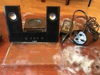 Logic 3 i-Station 7 portable mobile speakers (MIP-107)