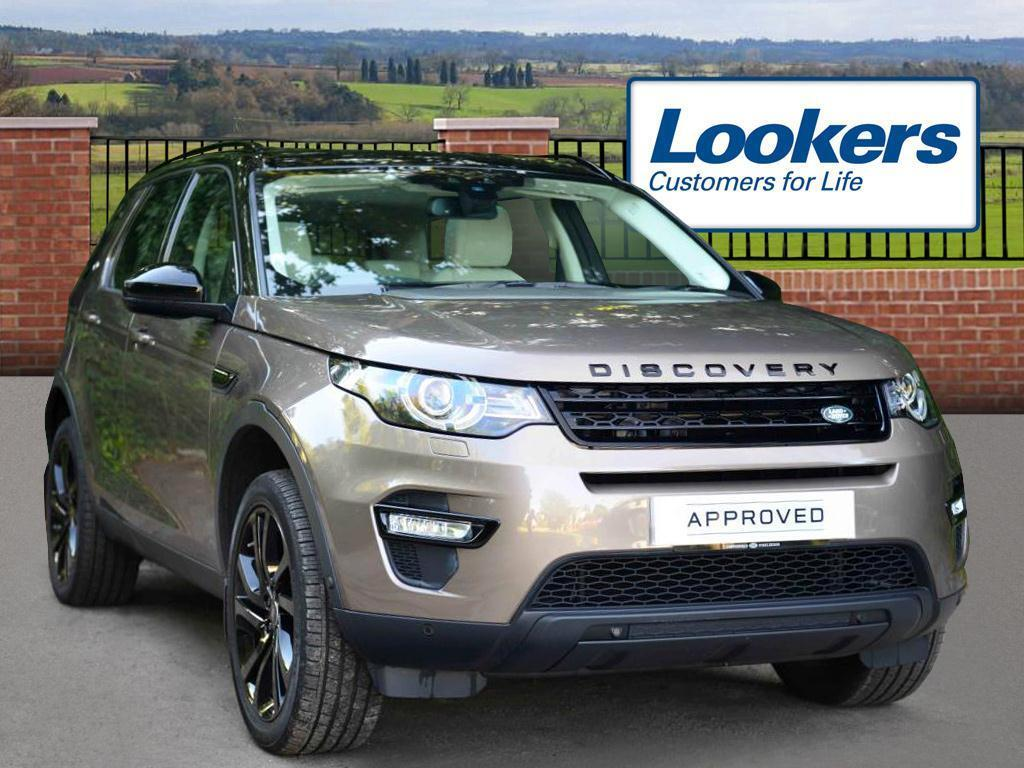 Land Rover Discovery Sport TD4 HSE LUXURY (brown) 2016-06-29