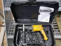 Dewalt 21805 2speed 240v drill