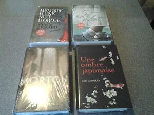 A vendre romans-biographies-fictions