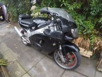 Suzuki gsxr srad 750cc spares or repairs project
